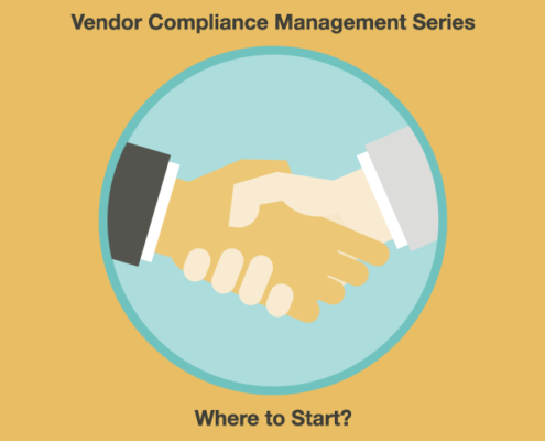Vendor Compliance Management Series: Where To Start?