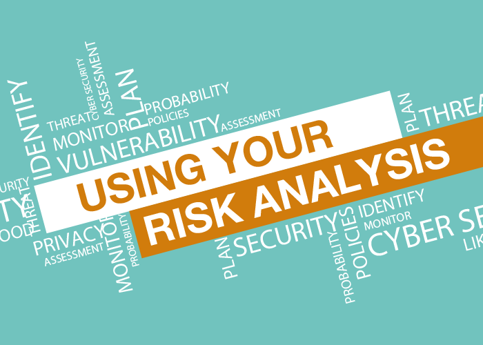 Using your HIPAA Risk Analysis