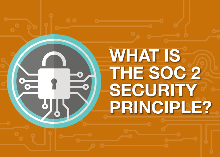 What Is The SOC 2 Security Principle?