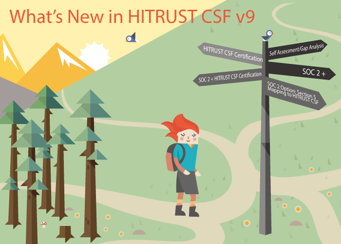HITRUST Update: What's New in HITRUST CSF v9
