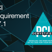 PCI Requirement 9.7.1 – Properly Maintain Inventory Logs of All Media