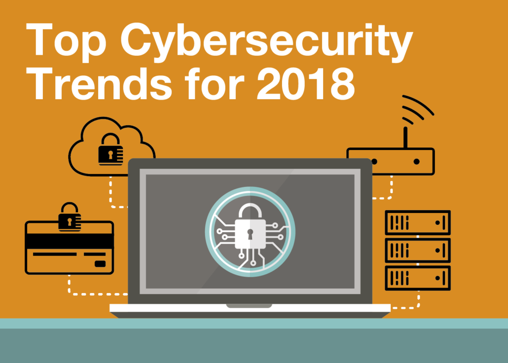Technology Management Image: 5 Cybersecurity Trends To Look Out For In 2018