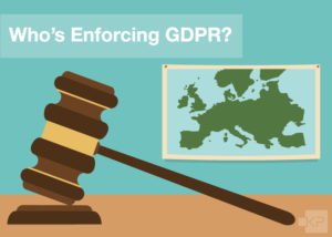Who's Enforcing GDPR?