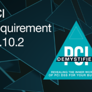 PCI Requirement 12.10.2 – Review and Test the Plan at Least Annually