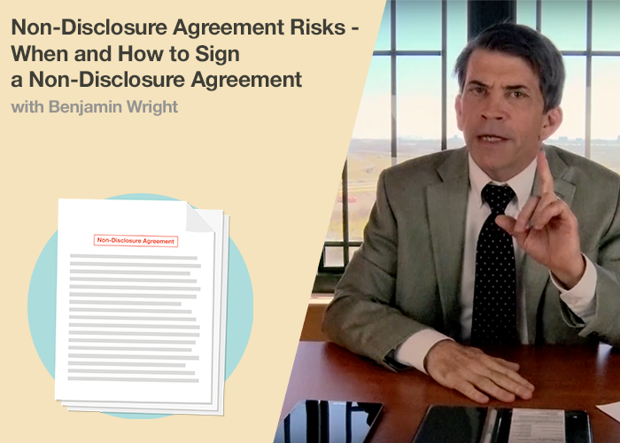 Non Disclosure Agreement Risks When To Sign A Nda Kirkpatrickprice