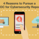 4 Reasons to Pursue a SOC for Cybersecurity Report