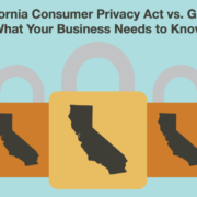 California Consumer Privacy Act vs. GDPR: What Your Business Needs to Know