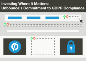 Investing Where It Matters: Unbounce's Commitment to GDPR Compliance