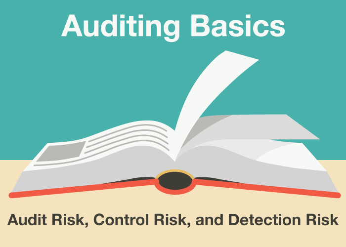 Auditing Basics: Audit Risk, Control Risk, and Detection Risk