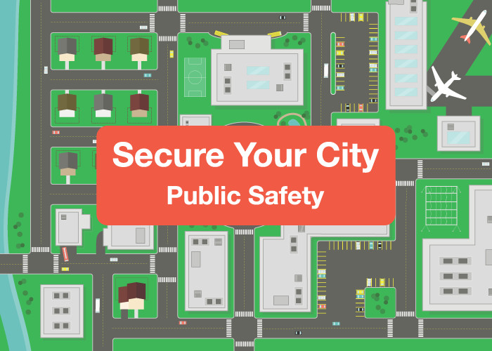 Secure Your City: Public Safety