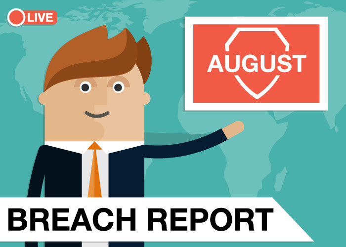 Breach Report 2019 - August