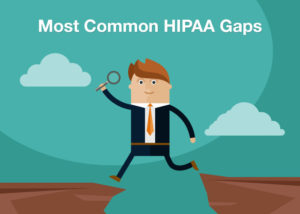 Most Common HIPAA Gaps